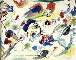 Figura 10. Wasily Kandinsky, Composição
