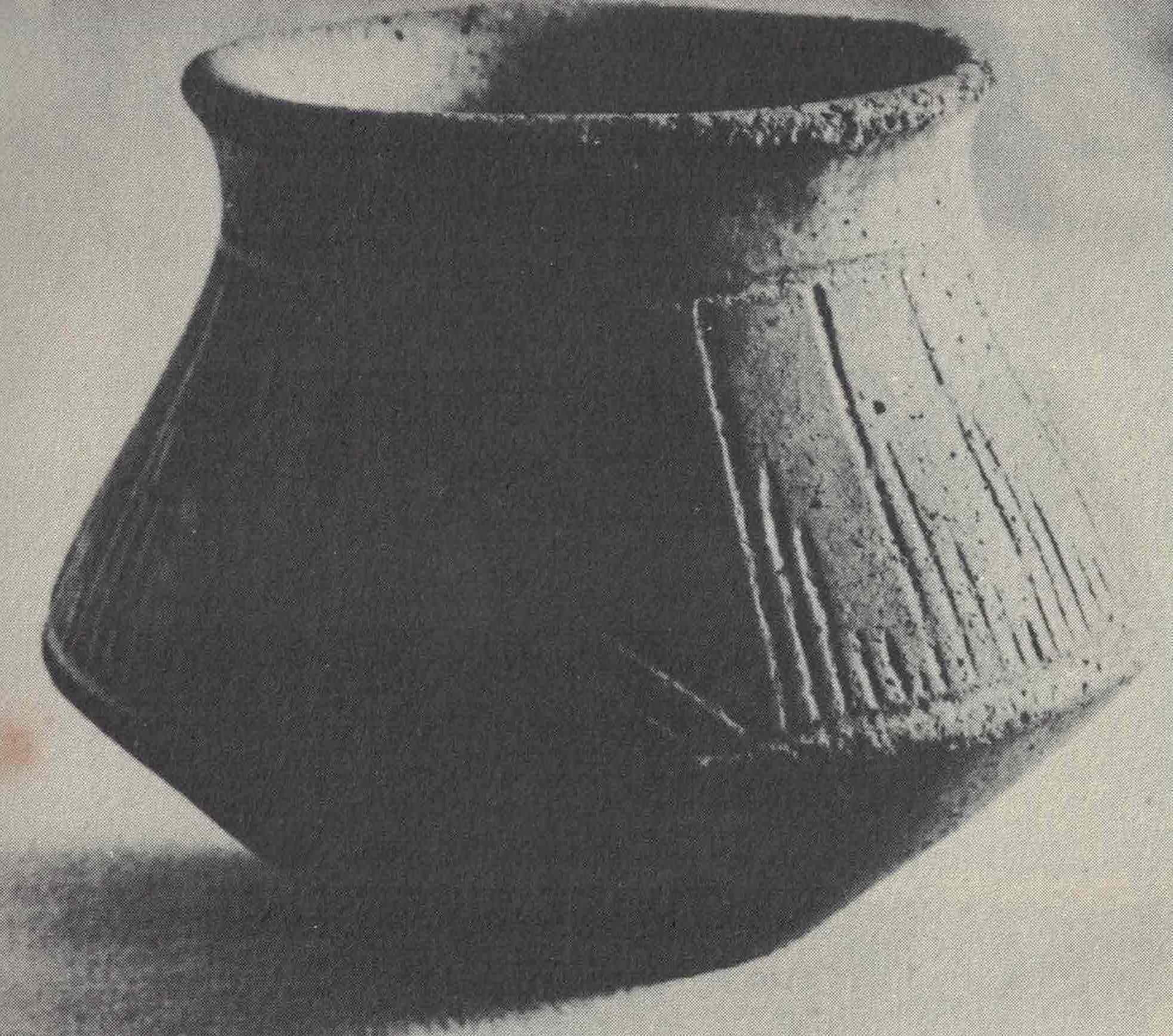 Figura 2. Jarro neolítico (ca. 3 mil anos)