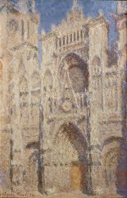 Figura 3. Claude Monet, La cathédrale de Rouen