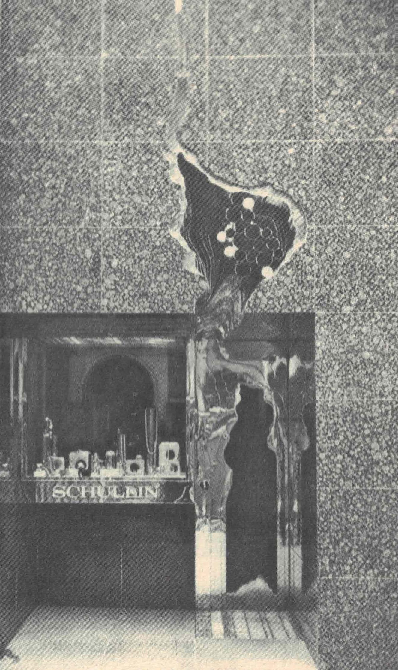 Figura 5. Hans Hollein, Joalheria, Viena, 1975