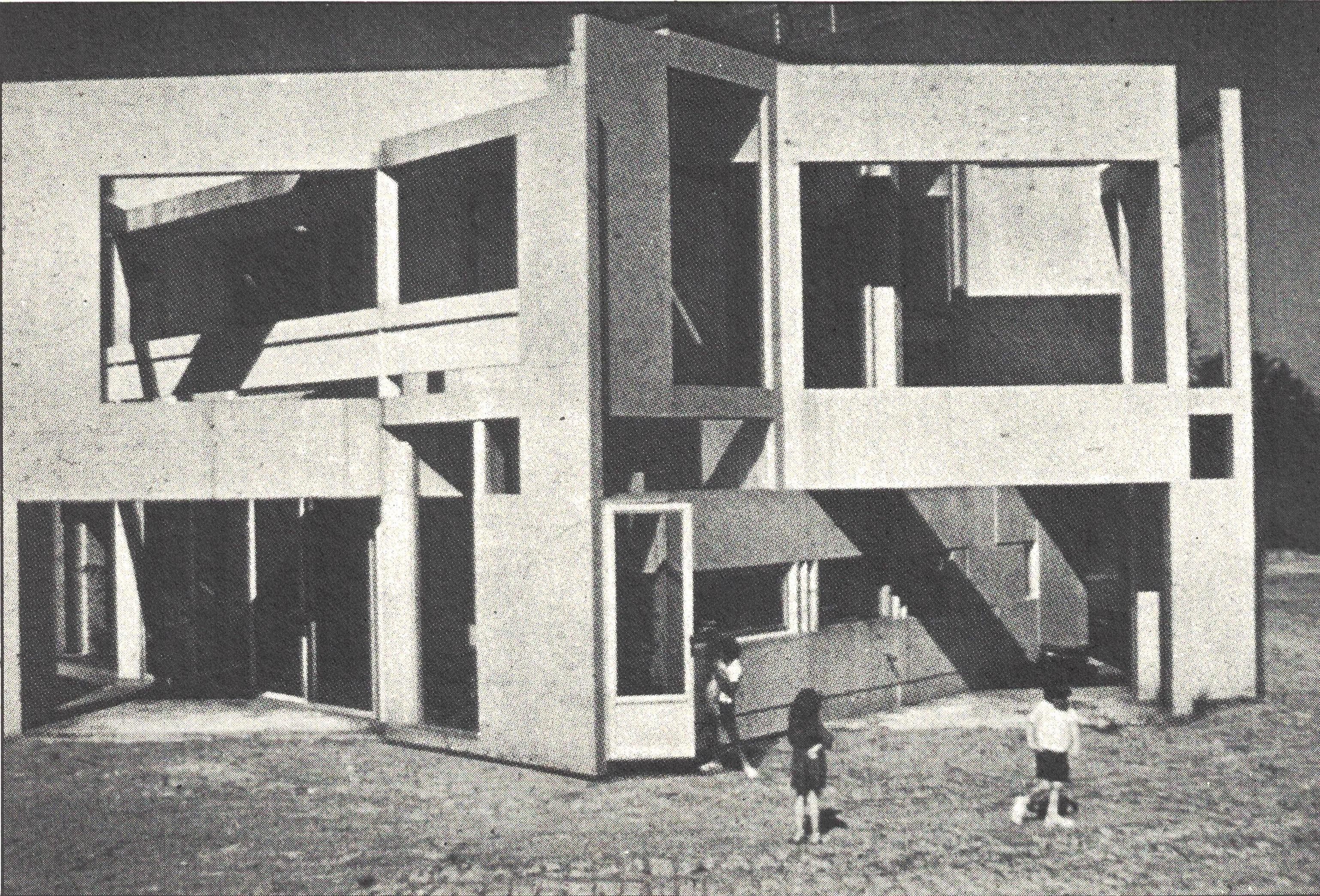 Figura 18. Eiseman, Casa III, Lukerville, 1971