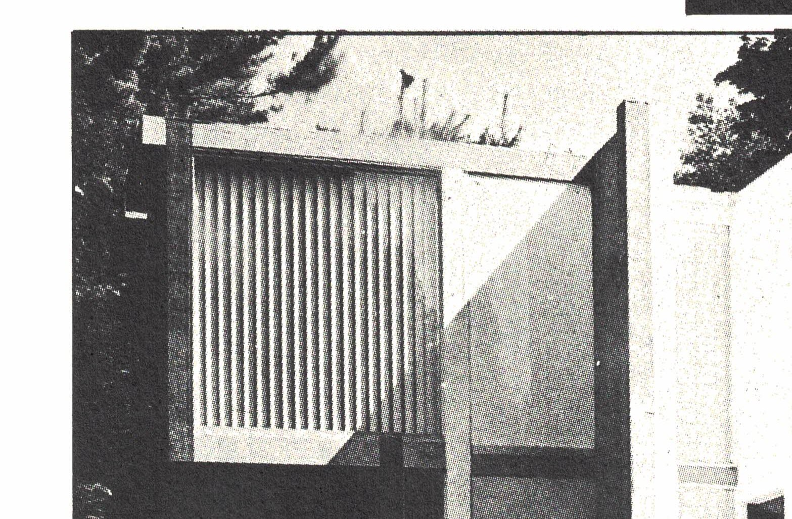 Figura 19. Eiseman, Casa VI, Washington, 1975