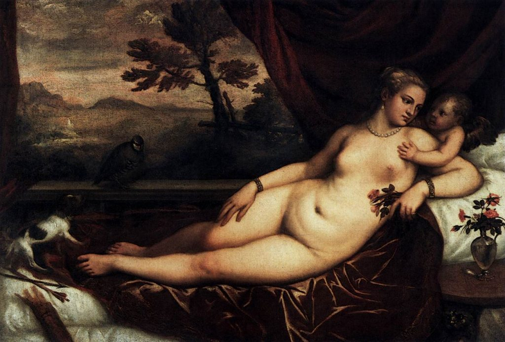 Figure 14. Ticiano, Vênus.